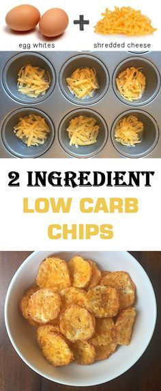 2 Ingredient Low Carb Chips 2 Ingredient L. 2 Ingredient Low Carb Chips 2 Ingredient Low Carb Chips diet for beginners Low Carb Dinner Recipes, Healthy Diet Recipes, Keto Recipes, Snack Recipes, Dessert Recipes, Low Sugar Recipes, No Sugar Foods, Drink Recipes, Easy Low Carb Meals