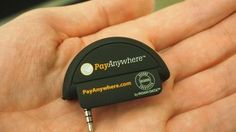 TechRadar, PayAnywhere Review:   PayAnywhere is the latest combination of mobile credit card reader and smartphone app to enter the arena. With a transaction fee percentage that undercuts competitors like PayPal and the ubiquitous Square, it's looking to turn heads with food trucks, flea markets and more. We received 4 out of 5 stars!