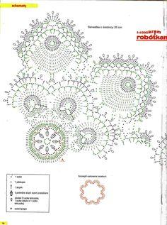 View album on Yandex. Crochet Circles, Crochet Doily Patterns, Crochet Motif, Irish Crochet, Crochet Shawl, Crochet Doilies, Mandala Rug, Crochet Ornaments, Crochet Tablecloth