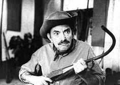 """Mazzaropi em """"O Grande Xerife"""""""