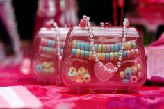 Pink Princess Birthday Party on a Budget - Princess Party Favors