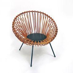 Lounge Chair by Dirk van Sliedregt for Rohé Noordwolde