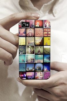 Turn Your Favorite Instagram Photos into a Phone Case // #custom #trendy #giftidea