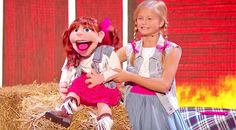 Country Music Lyrics - Quotes - Songs Darci lynn farmer - Darci Lynne Blows Audience Away Yodeling With Puppet To 'Cowboy's Sweetheart' - Youtube Music Videos https://countryrebel.com/blogs/videos/darci-lynne-blows-audience-away-yodeling-with-puppet-to-cowboys-sweetheart
