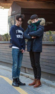 Models Joo Woo Jae and Nam Joo Hyuk  Photo by IAMALEXFINCH  www.iamalexfinch.net www.facebook.com/itsalexfinch www.instagram.com/iamalexfinch