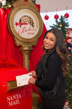 Jordin Sparks helps kick off the holidays at Macy's Great Tree Lighting