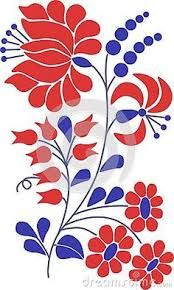 """Képtalálat a következőre: """"palóc virágminta"""" Chain Stitch Embroidery, Embroidery Stitches, Embroidery Patterns, Hungarian Embroidery, Folk Embroidery, Folk Art Flowers, Flower Art, Bordado Popular, Bordado Floral"""