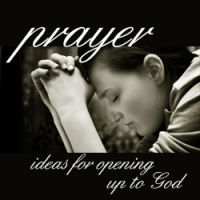 Is your prayer life stuck? Would you like some creative ideas for praying with you children and helping them develop their own prayer life? Download this free handout,  Prayer:  Ideas for Opening Up to God.
