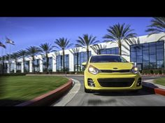 2016 Kia Rio 5 Door - YouTube