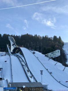 Garmisch Ski Jump #bringlearngrow #familytravel #familyvacation ✈️ #travel #kidstravel 👫 #packyourbagskids  #austinblogger #travelwithkids #ski #austintravelblogger #servecation  #christmas #traveltips #germany #italy #skieurope #garmisch Travel With Kids, Family Travel, Ski Europe, Ski Jumping, Pack Your Bags, Skiing, Travel Tips, Germany, Bring It On