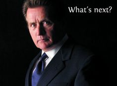 """The West Wing---- What's next? Has been my motto for years.   Actually it's more like   """"Yeah that pretty much sucked, what's next?"""""""