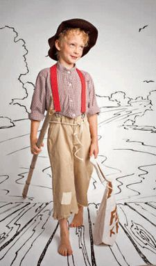 @Scholastic's DIY literary costumes for kids