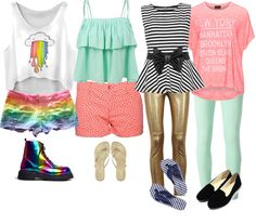 Outfits I would pick for my trip