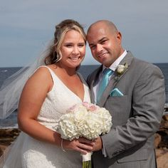 Many congratulations to this sweet couple. What a fun celebration!