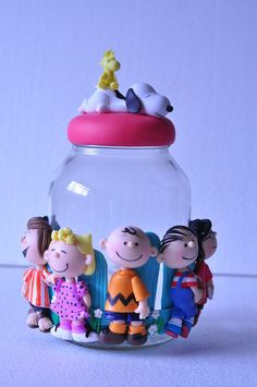 Wow this is beautiful work.  The Peanuts characters look great.