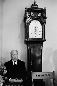 Alfred Hitchcock © Bob Willoughby