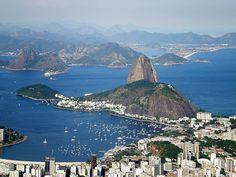 Rio de Janeiro - Brasil. Top ten bucket list!