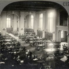and St.Source: Toronto Reference Library, Baldwin Room, 2013 History Matters lecture series line-up announced Carnegie Library, Toronto City, Old Libraries, Central Library, Canadian History, University Of Toronto, Lake George, Historical Images, Historical Architecture