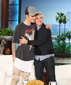 Justin Bieber reveals to Ellen which songs are about Selena Gomez