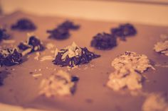 Schokocrossies, chocolate crossies, chocolate, cookies, cornflakes, almonds, DIY, christmas, baking