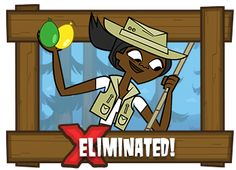 Dwayne Junior Total Drama Ridiculous Race Pinterest