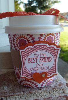 Mini Coffee Cup Sample