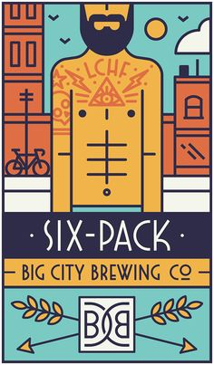 Big City Brewing Co. on Behance – Kelly Big City Brewing Co. on Behance Big City Brewing Co. on Behance Design Web, Label Design, Packaging Design, Logo Design, Flat Illustration, Graphic Design Illustration, Vector Illustrations, Editorial Design, Craft Beer Labels