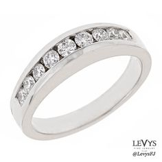 DB288WG #jewelsbyirina #wedding #weddingring #weddingband #stack #stackable #stackrings #stackingrings #stackablerings