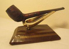 Vintage Sandblasted Straight Cutty Shape Style Briar Estate Tobacco Smoking Pipe