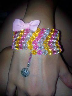 bracelet - summer edition :)