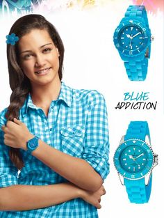 Reloj NOWLEY Blue Look