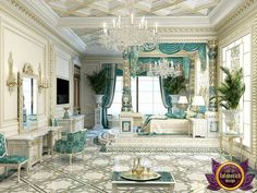 Luxury Interior Bedroom of Katrina Antonovich , Katrina Antonovich