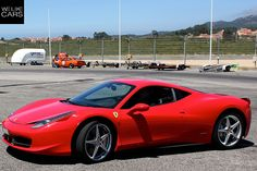 Ferrari 458 Italia by We Like Cars, via Flickr