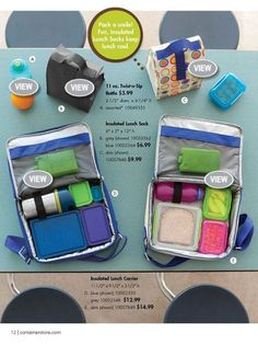 the container store lunch box accessories i want the bento sets kid stuf. Black Bedroom Furniture Sets. Home Design Ideas