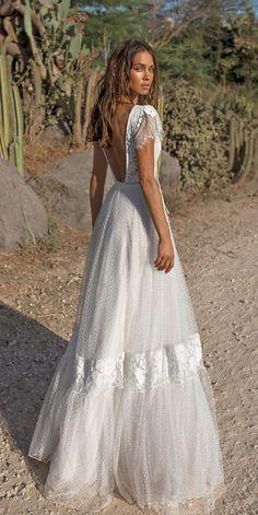 Boho Wedding Dresses Of Your Dream ❤ See more: http://www.weddingforward.com/boho-wedding-dresses/ #weddingforward #bride #bridal #wedding