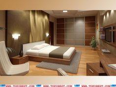Bed Room Design - http://concepthause.com/8720-bed-room-design/