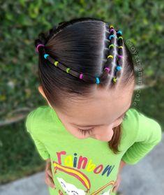 ⚡ℍ𝕠𝕝𝕒 𝕔𝕙𝕚𝕔𝕒𝕤 𝕙𝕖𝕣𝕞𝕠𝕤𝕒𝕤 ⚡ Hoყ ᥣᥱs ᥴomρᥲrtιmos ᥱstᥱ ᥣιᥒdo ᥱstιᥣo ᥴoᥒ ᥣιgᥙιtᥲs dᥱ ᥴoᥣorᥱs ᥱs mᥙყ fᥲ́ᥴιᥣ dᥱ hᥲᥴᥱr ყ qᥙᥱdᥲ sᥙ́ρᥱr boᥒιto 🌈… Flower Girl Hairstyles, Little Girl Hairstyles, Cute Hairstyles, Girl Hair Dos, Kid Braid Styles, Hair Patterns, Toddler Hair, Hair Today, Natural Hair Styles