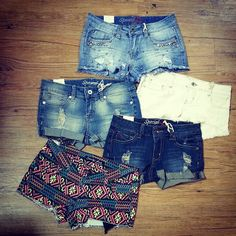 SHORTS SHORTS SHORTS!!!!  I can't wait till I get to wear these again!