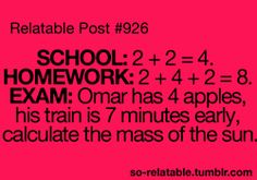 • LOL funny true true story school homework i can relate so true teen quotes relatable funny quotes so-relatable •