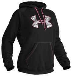 Under Armour Women's Tackle Twill Hoodie - Look great and stay warm next time your out and about. The Tackle Twill hoodie by Under Armour® is semi fitted and features ColdGear® technology to help provide moisture wicking capabilities. Under Armour Camo, Under Armour Hoodie, Under Armour Women, Country Girl Style, Country Girls, Country Life, Country Wear, Country Music, Mode Style