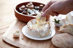 Baked Brie & Vodka | Fornetto