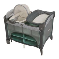 Discover the Graco Pack 'N Play Playard with Newborn Napperstation DLX, Manor. Explore items related to the Graco Pack 'N Play Playard with Newborn Napperstation DLX, Manor. Organize & share your favorite things (including wish lists) with friends. Baby Pack And Play, Baby Items For Sale, Baby Needs, Newborn Needs, Baby Registry, New Baby Products, Car Seats, Change, Baby Essentials