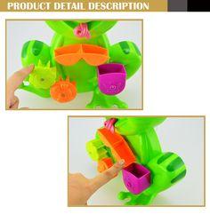 Hot selling fun cartoon frog toy kids bath toy wholesale - Bath Toys - Shantou Bana Import & Export Co., Ltd