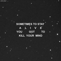 migraine Twenty One Pilots lyrics Twenty One Pilots Lyrics, Lyric Quotes, Sad Quotes, Migraine Quotes, Instagram Caption Lyrics, Top Lyrics, Twenty One Pilots Aesthetic, Pilot Quotes, Frases