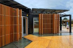 Team China Fuses High & Low Tech With The Y Container Solar Decathlon House | Inhabitat - Sustainable Design Innovation, Eco Architecture, Green Building