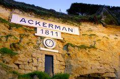 Ackerman, Maison de vin fondée en 1811.