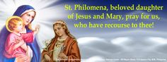 The Universal Living Rosary and Archonfraternity of St. Philomena, Manila…