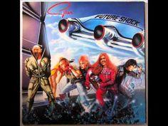 Gillan-Future Shock 1980 [FULL ALBUM]