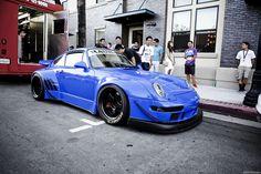 RWB Widebody Porsche 993