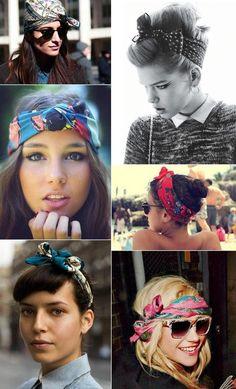 Pañuelos: El Accesorio de Moda Para tu Pelo